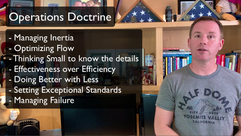 Operations Doctrine