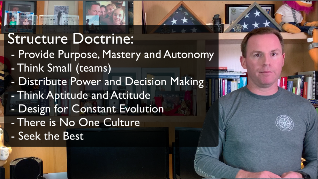 Structure Doctrine